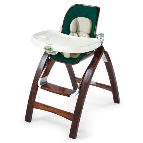 Summer Infant Bentwood High Chair - Totally Teal