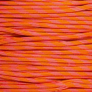 Paracord Planet 550 Paracord Type III 7 Strand 4mm Outdoor Tactical Cord - Length Options from 10 to 1000 Feet in Hanks or Spools