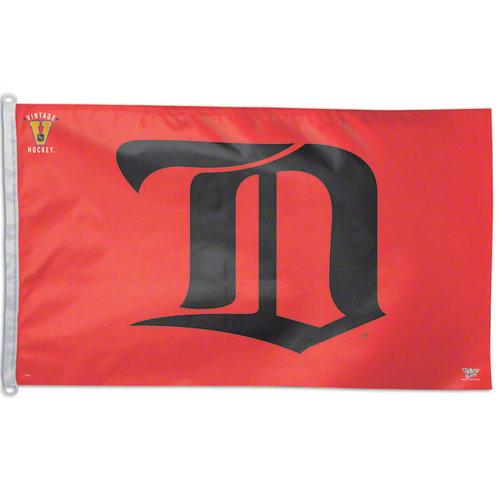NHL - Detroit Red Wings Vintage 3x5 Flag