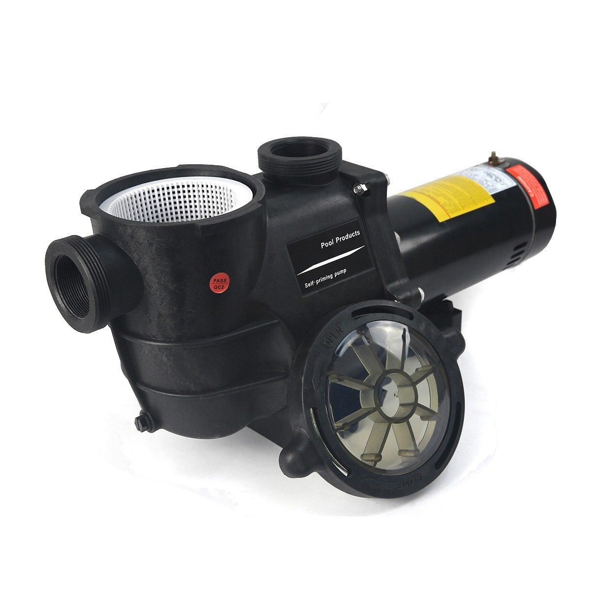 Best Pool Pumps - CNCShop 2 HP INGROUND ABOVE GROUND SWIMMING POOL Review