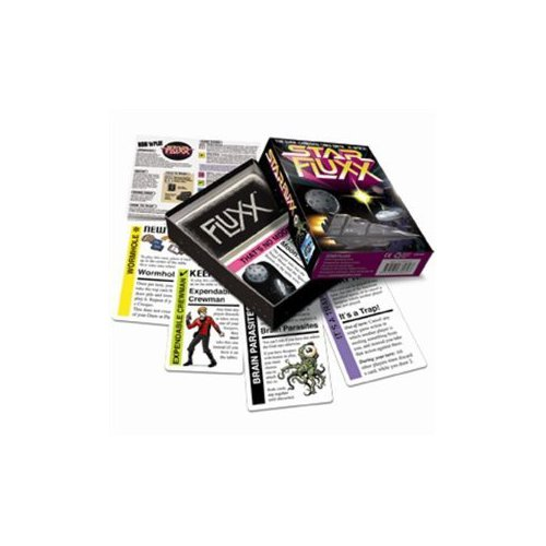 Card Game-Star Fluxx Multi-Colored