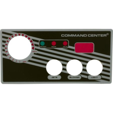 Overlay, Tecmark Digital Command Center, 3 -