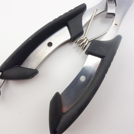 Fishing Pliers Fish Tool Holder Saltwater Fishing Pliers - Split Ring Pliers New