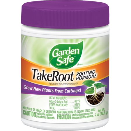 - Garden Safe Take Root Rooting Hormone, 2-Ounce