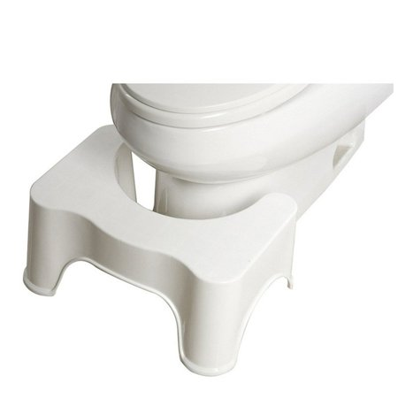 Home Toilet Stool Thick Squatty Potty Non-Slip Bathroom Toilet Footstool - image 4 of 7