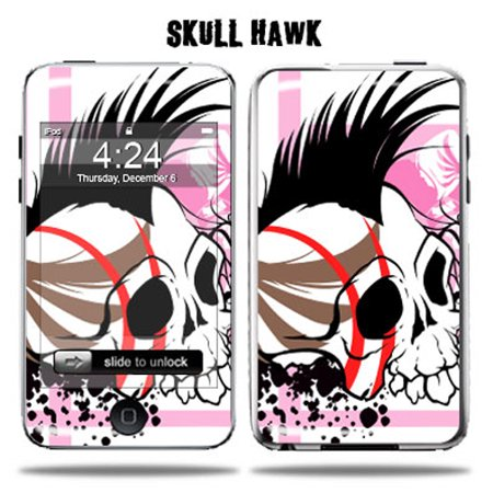 (MightySkins Skin For Touch 2G/3G, Apple iPod 2G 3G 2nd 3rd, - Dragons Breath | Protective, Durable, and Unique Vinyl Decal wrap cover Easy To Apply, Remove, Change Styles Made in the USA)