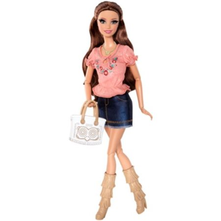Barbie Life in the Dreamhouse Teresa Doll (Barbie Life In The Dreamhouse Talking Doll)