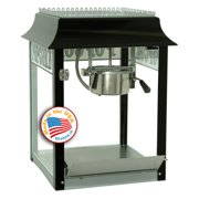 Paragon 1911 4 oz. Black/Chrome Popcorn Machine