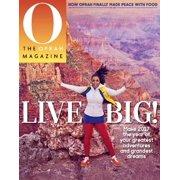 O Oprah Magazine Subscription (1 year) by