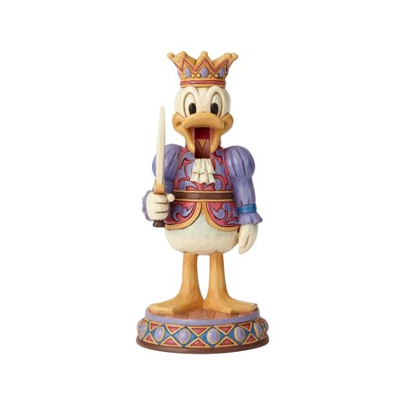 Disney Traditions Jim Shore 6000948 Donald Duck Nutcracker -