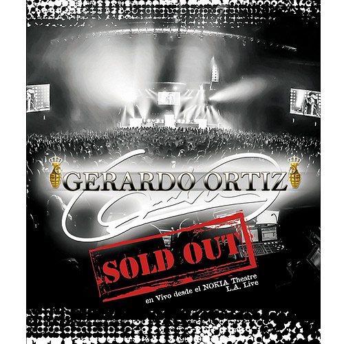 Sold Out: En Vivo Desde El Nokia Theatre L.A. Live (Music DVD)