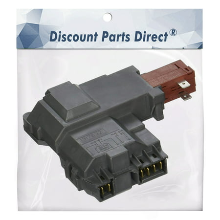 Washer Door Switch - 131763202 Door Lock Switch Assembly for Electrolux Kenmore Frigidaire Washer - Replaces 131763256 131269400 0131763202