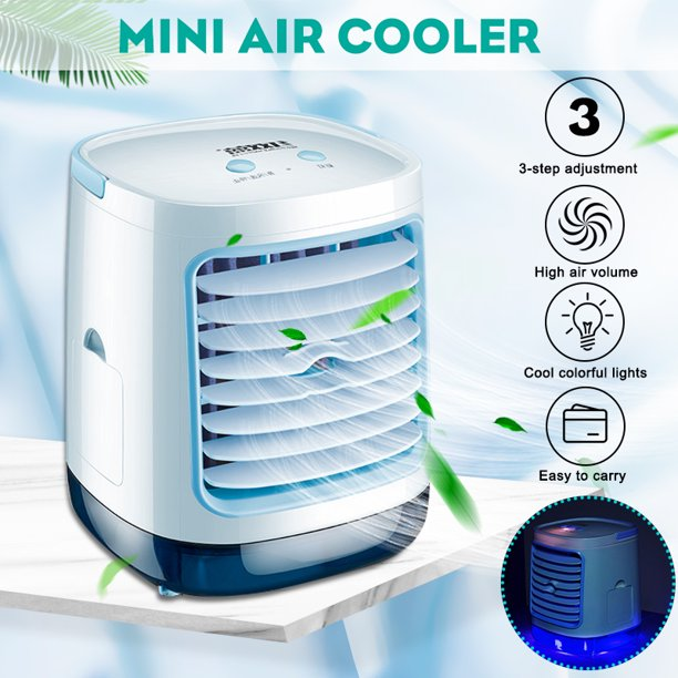 Portable Mini Air Conditioner Air Cooling Fan Air Conditioning Fan in Home