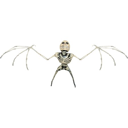 Morris Costumes Realistic Bat Skeleton Prop, Style SS71833