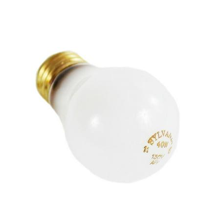 4390465 Whirlpool Refrigerator Light Bulb (Refrigerator Light)