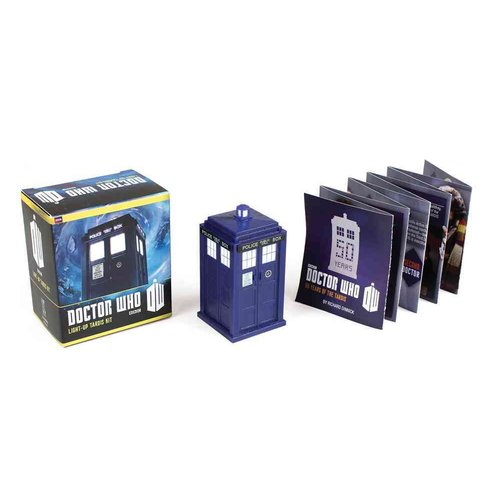 Doctor Who: Light-Up Tardis Kit