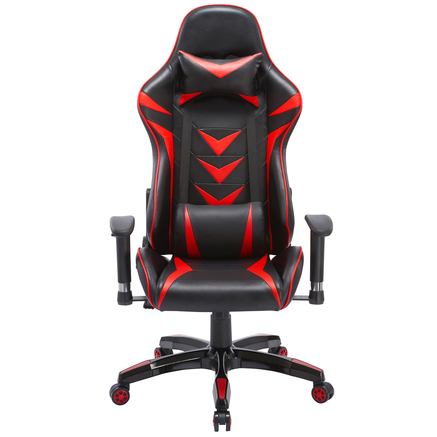 High Back Swivel Gaming Chair With Lumbar Support