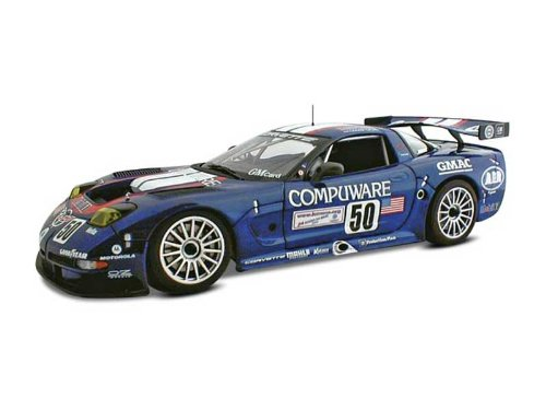 854941 1 25 Corvette C5R Compuware, This plastic model kit requires plastic cement and... by