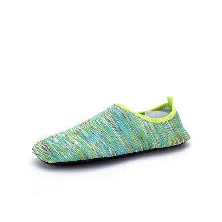 e14f8891631d Men Women Adult and Children Water Shoes Barefoot Beach Pool Shoes  Quick-Dry Aqua Yoga Socks for Surf Swim Water Sport - Walmart.com
