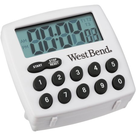 West Bend® Electronic Timer Carded (Zap Timer)