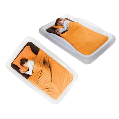 Shrunks Tuckaire Inflatable Twin Travel Air Mattress Bed