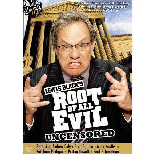 Lewis Black's Root Of All Evil: Season 1 (Full Frame)