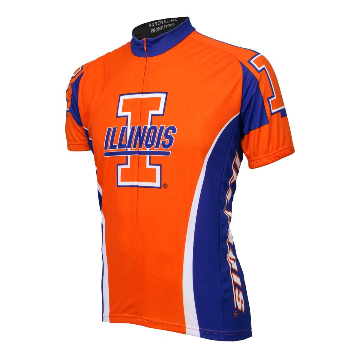 Adrenaline Promotions University of Illinois Cycling Jersey