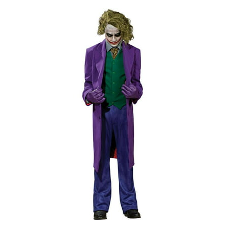 Men's Grand Heritage Joker Costume - Dark Knight Trilogy - The Joker Grand Heritage Costume