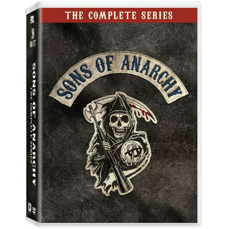 Sons of Anarchy: The Complete Series (DVD) (Rings Sons Of Anarchy)