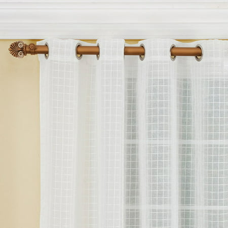 Montauk Sheer Curtain Panel ()