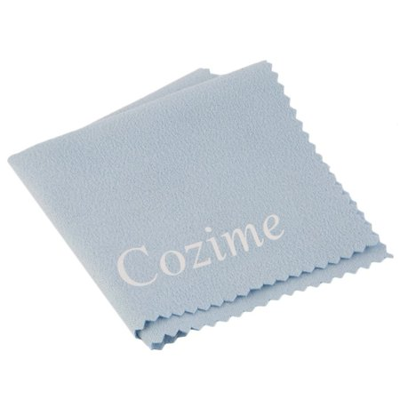 Phone Screen Camera Lens Glasses Cleaner Cleaning Cloth Dust Remover Cloth Fashion Tools Accessories Light Blue - image 7 of 7