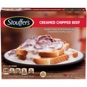 STOUFFERS Creamed Chipped Beef, Frozen Meal