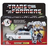 Transformers Collaborative Ectotron Ecto-1 Action Figure