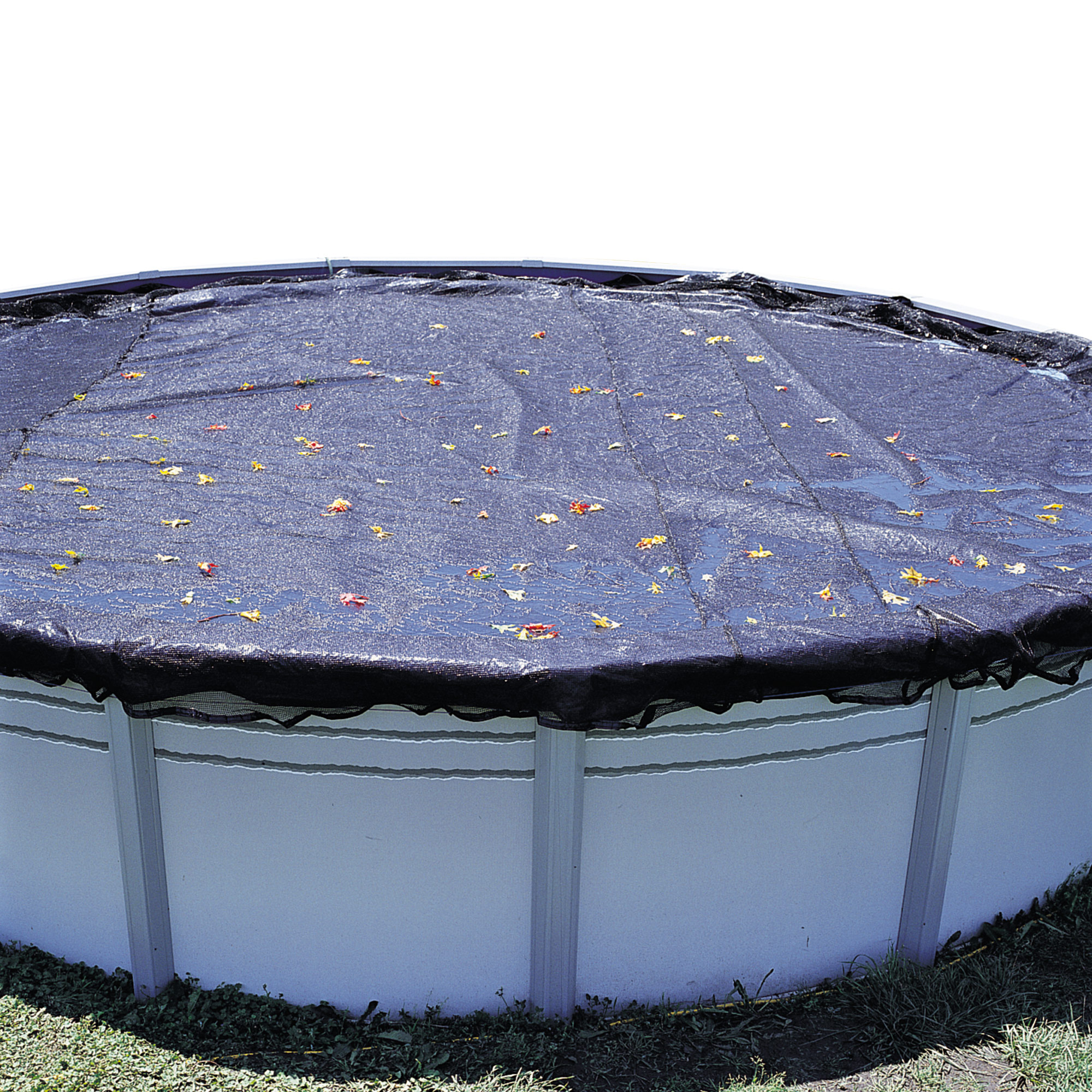 15 x 30 ft Oval Above Ground Pool Leaf Cover
