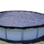 24 ft Round Above Ground Pool Leaf Cover