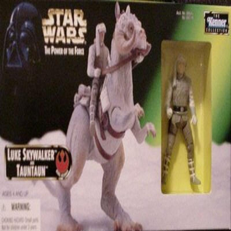 Kenner Star Wars Power of the Force Beast Pack Luke Skywa...