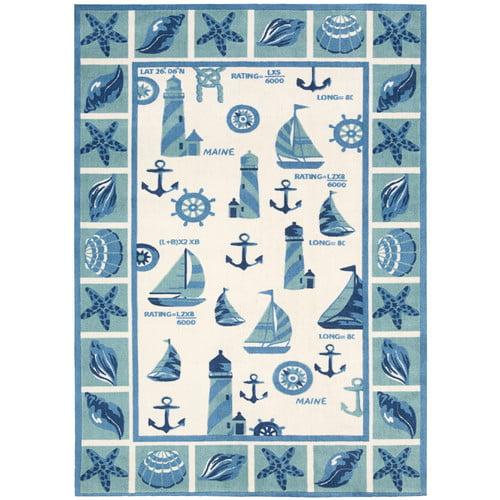 Nourison Shoreline Collection Rug