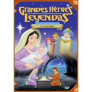 Greatest Heroes & Legends of the Bible: The Nativity (DVD)