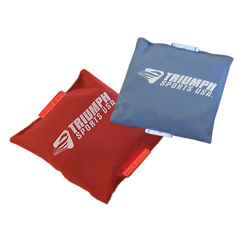 Triumph Sports Replacement Cornhole Glow Bags by Escalade Sports