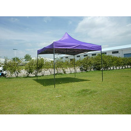 Canopy Tent 10 x 10 Commercial Fair Shelter Car Shelter Wedding Party Easy Pop