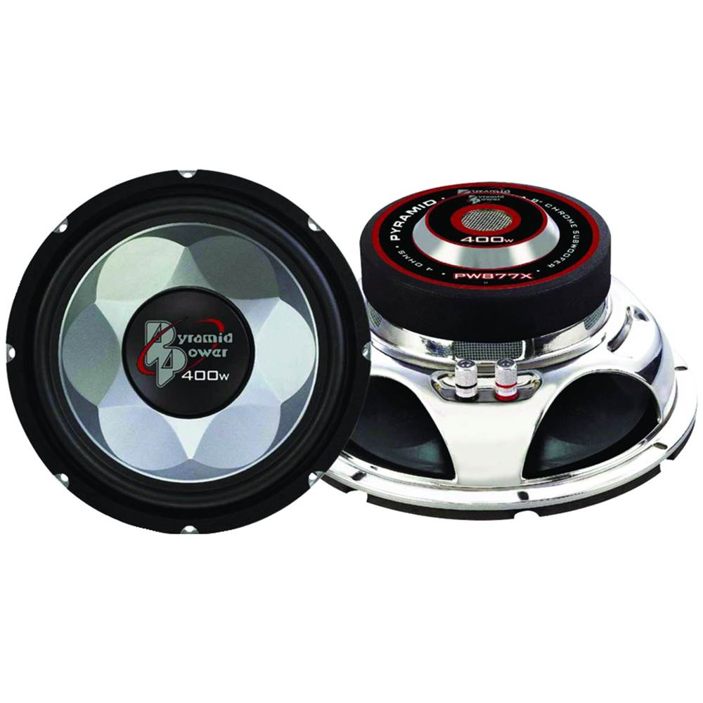 Power Series Subwoofer (8''; 400W)