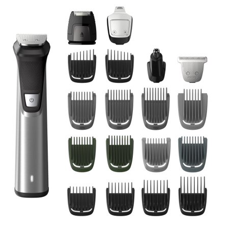 Philips Norelco Multigroom 7000, 23 attachments (Philips Norelco All In One Multigroom Pro Trimmer)