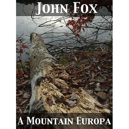 A Mountain Europa - eBook (Holz-sonnenbrille Europa)