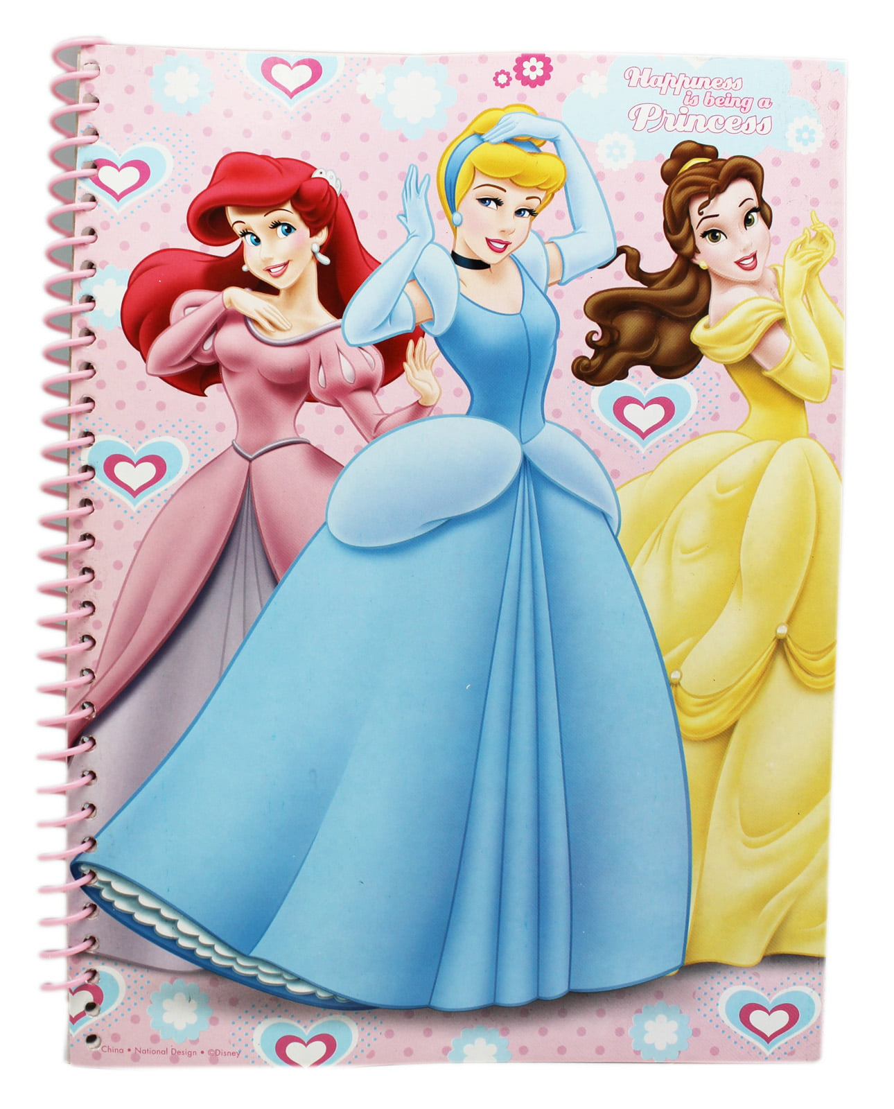 CINDERELLA FILM ART Personalised Notepad Disney Princess