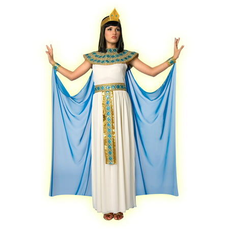 Woman Cleopatra Small Halloween Dress Up / Role Play Costume - Why Was Halloween Made