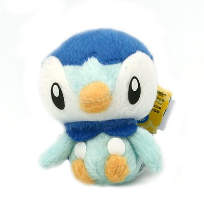 Eelektrik Pokemon Best Wishes #8 Banpresto Plush Key Chain