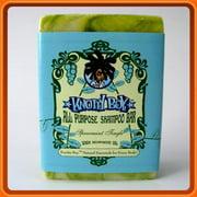 Knotty Boy Dread Stuff - All Purpose Shampoo Bar,  Spearmint Tingle, 4 oz