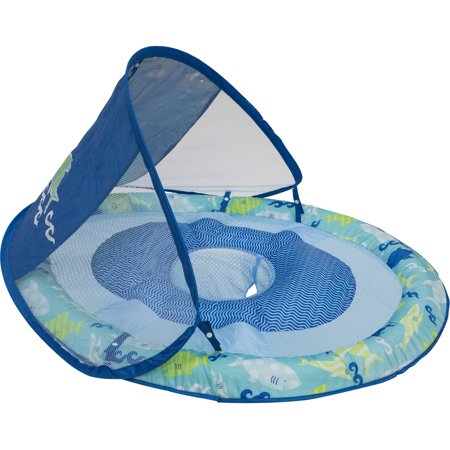 SwimWays Baby Spring Float Sun Canopy, - Baby Spring Float Sun Canopy
