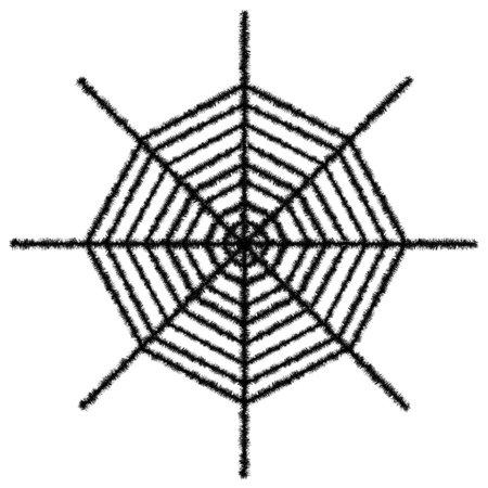 Giant Spider Web Decoration Halloween (Club Pack of 12 Giant Black Shimmering Spider Web Halloween Decorations)