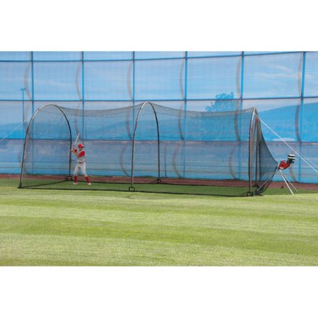 Xtender 24 Batting Cage (Heater Sports 24 ft. Xtender Baseball Batting)